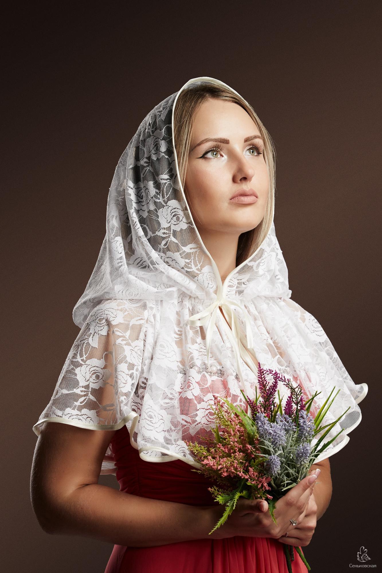 Юбка платок для храма