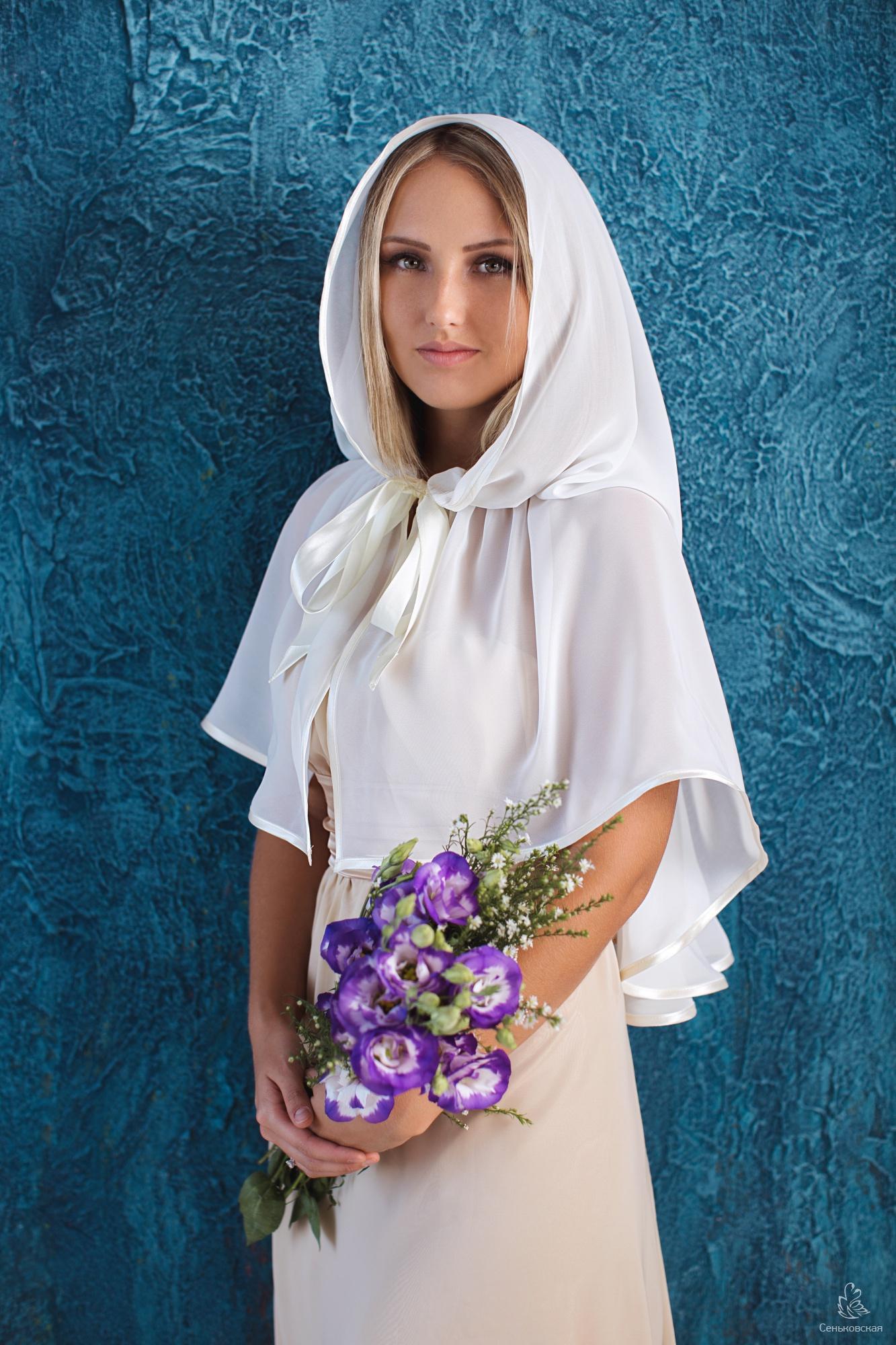 Как сшить платок для храма - МирТесен 97